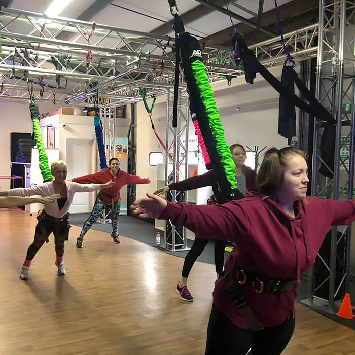 Classes Pole Perfect Fitness